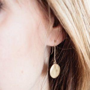 Chloe + Isabel Jewelry - 🆕 CHLOE + ISABEL Silver Pailette Drop Earrings